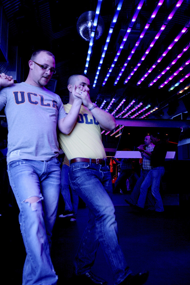 Lines and Bears Gay Line Dancing 002