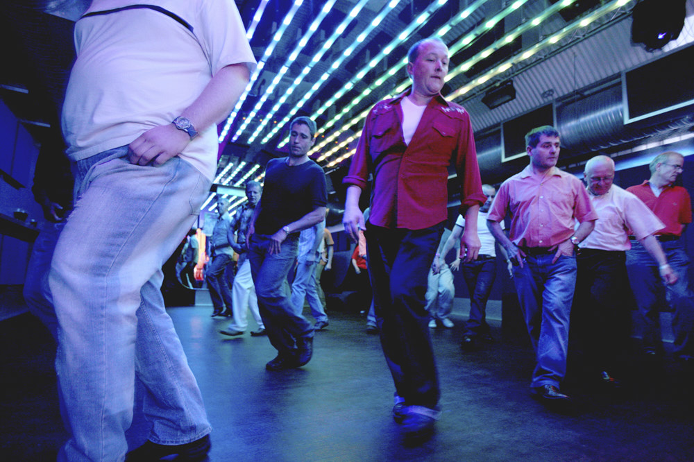 Lines and Bears Gay Line Dancing 003