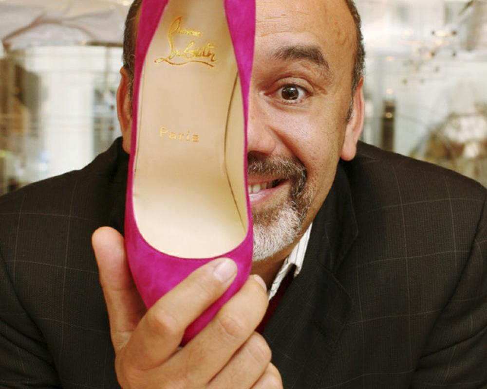 Christian Louboutin, London
