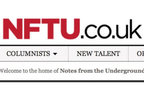 Coming of Age NFTU logo